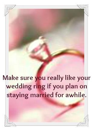 Wisdom of Marriage