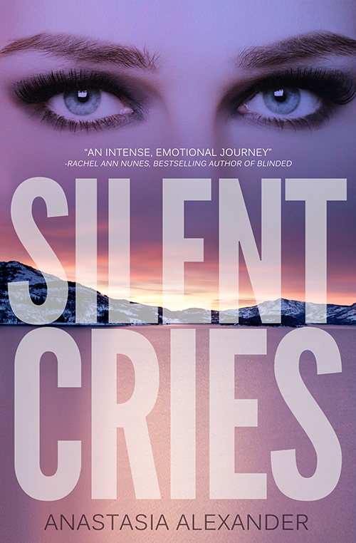 Announcing my newest book: SILENT CRIES, about a woman's empowerment